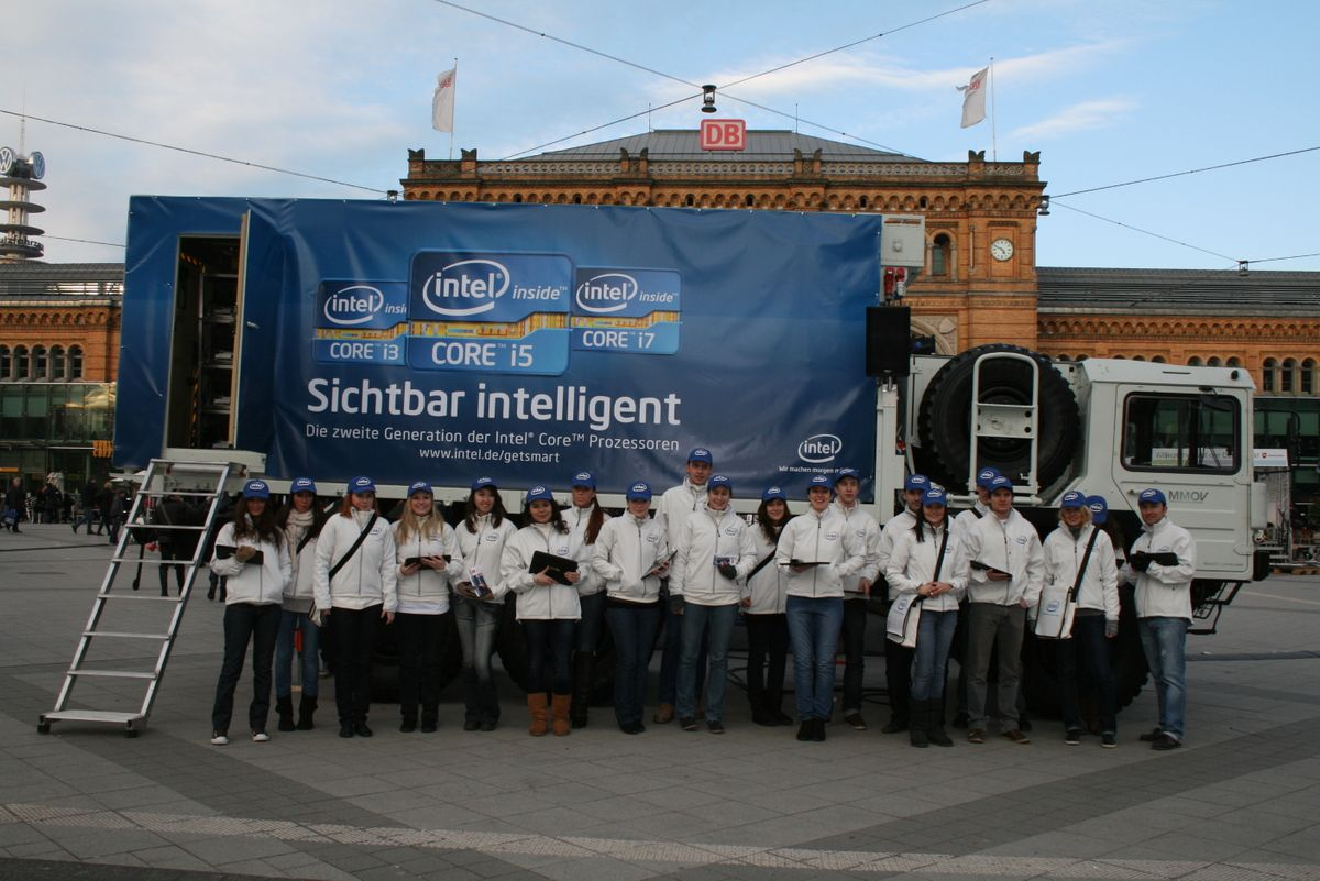 intel Vorabpromotion